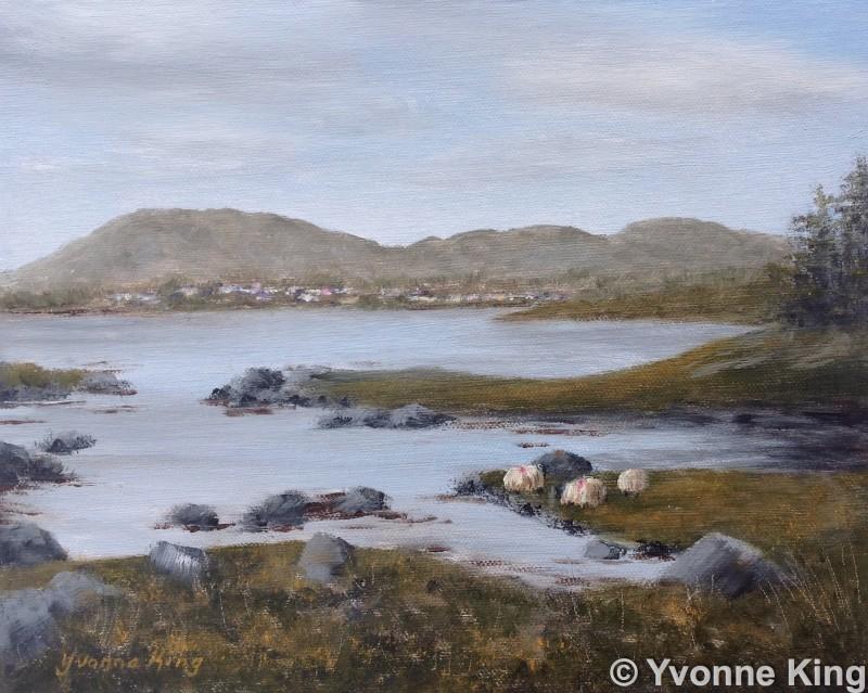 From Inishnee Towards Roundstone