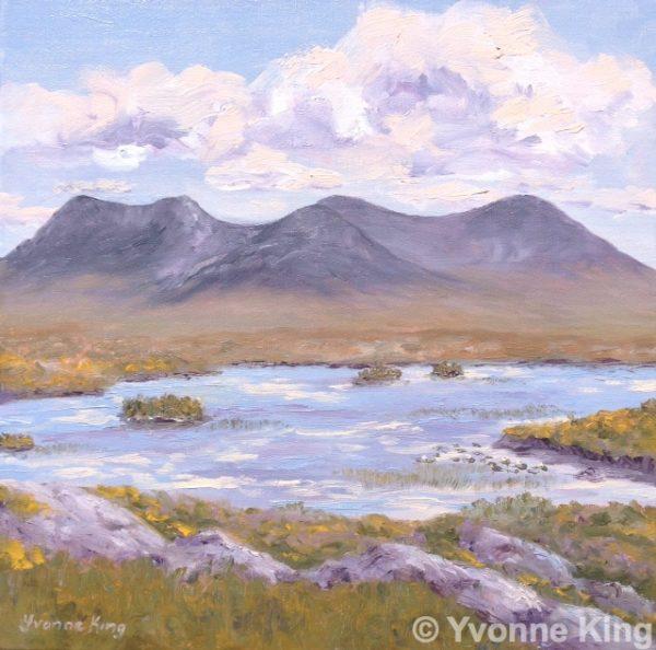 2014 Wm Landscape Lakebog 15 75×15 75 Oil Yvonneking