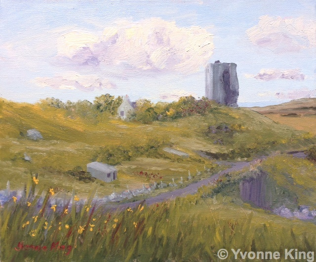 Castle, Renvyle