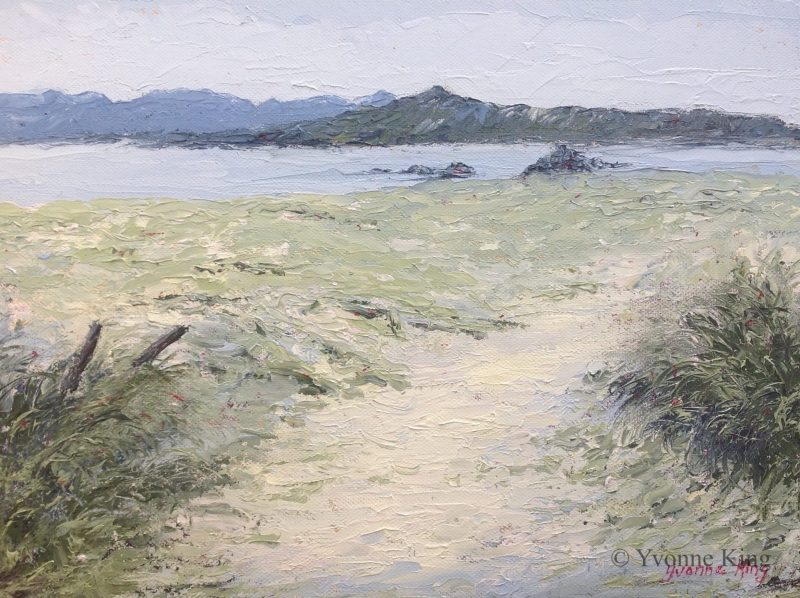 Exhibiting At The Inishbofin Arts Festival