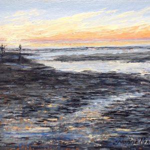 SunDown-First Encounter Beach, Cape Cod